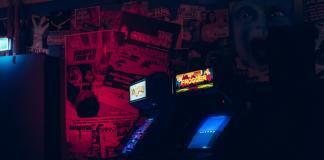 Quantum Arcade Game