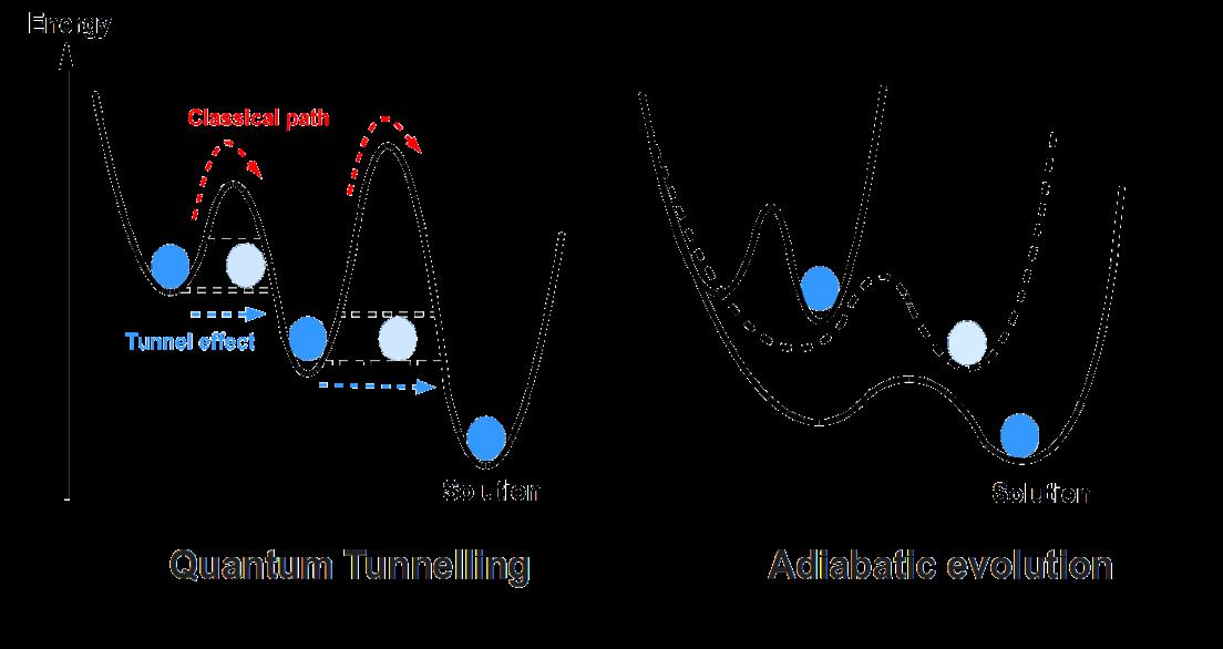 quantum annealling