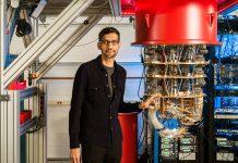 Google's secret quantum project