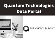 Quantum data portal