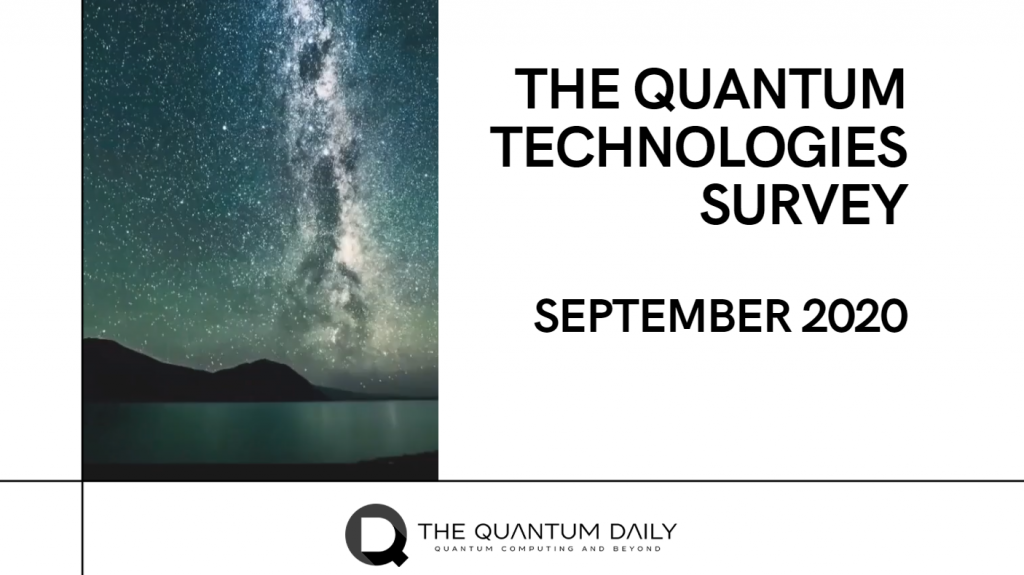 Quantum Technologies Survey