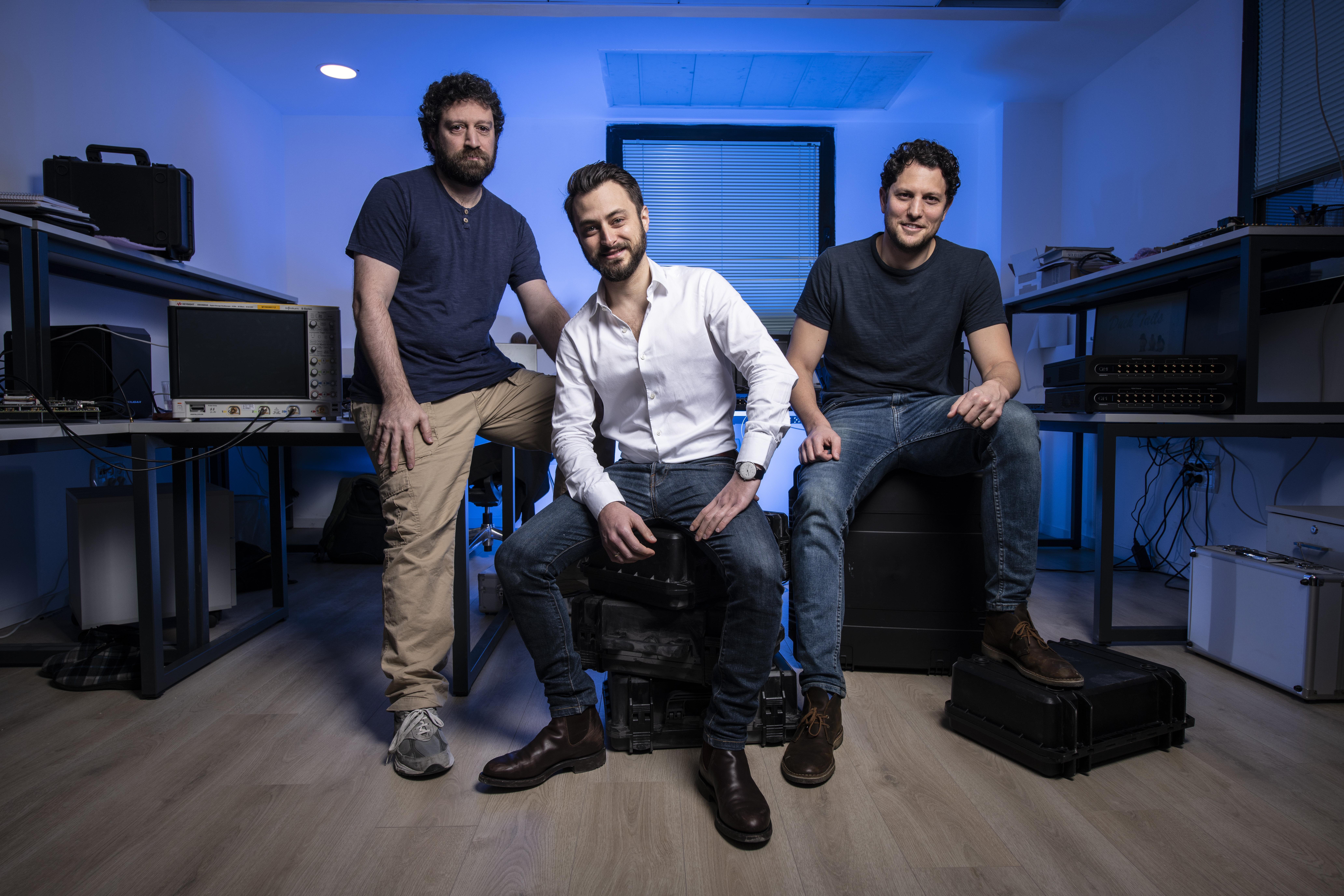 Quantum Machine Founders