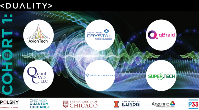 Duality Quantum Accelerator Accepts Six Startups into Inaugural Cohort