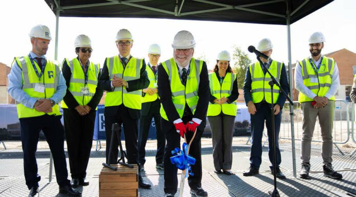 Construction of The National Quantum Computing Centre Facility Officially Underway in Oxfordshire