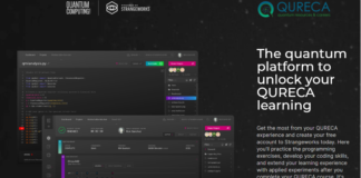 QURECA Announces Integration with Strangeworks to Unlock Quantum Learning