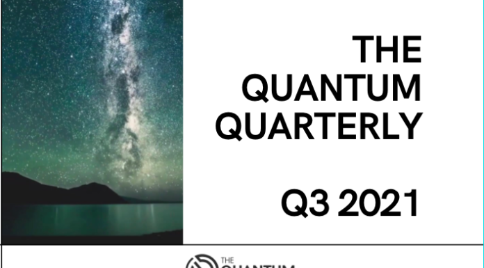 TQD Quarterly Report: Tech Milestones, SPACs & Another $1bn Pour Into Quantum in Q3 of 2021