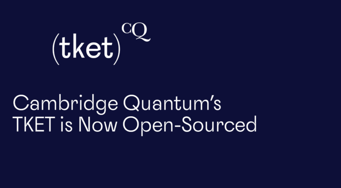 That's the TKET: Cambridge Quantum's TKET is Now Open-Sourced