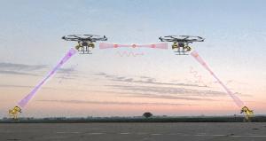 Quantum Network drones