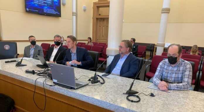 CUbit Discusses Quantum at Colorado Joint Technology Committee